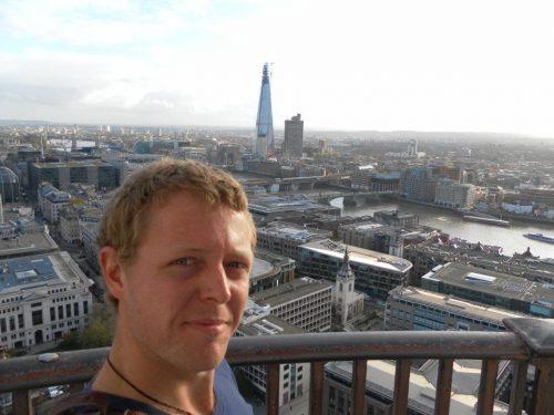 Brad Jackson Blacksmith in London