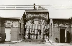 Wray GAtes, Fremantle Prison.